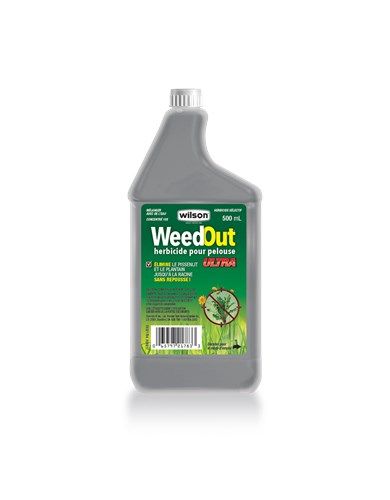 Weed out (herbicide selectif)