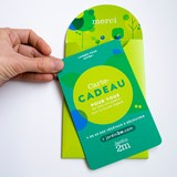 Carte cadeau - Photo